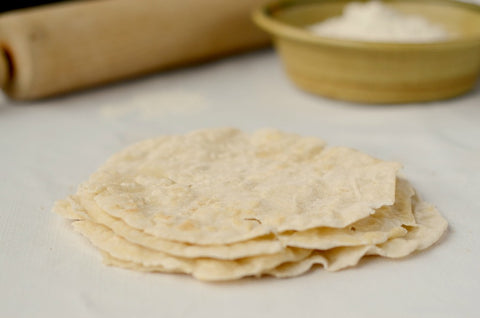 Brown Rice Flour Tortillas