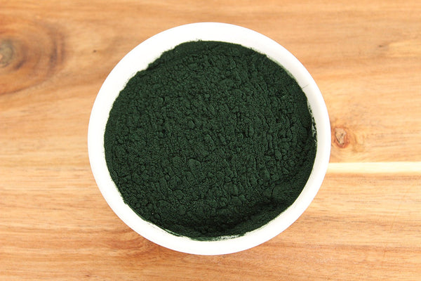 California Spirulina Powder: Batch Tested and Verified Gluten Free
