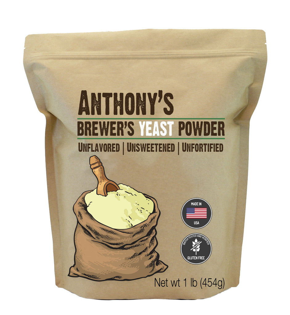 Brewer S Yeast Batch Tested Gluten Free Anthony S Goods