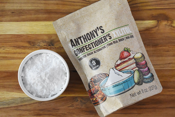 Confectioner's Xylitol: Powdered, Gluten Free & Non-GMO
