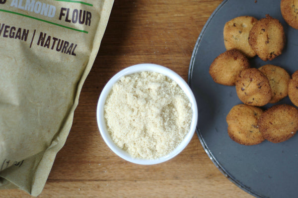 Blanched Almond Flour: Batch Tested & Gluten-Free