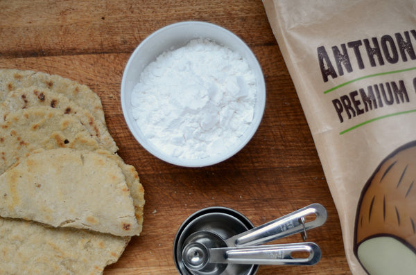 Organic Tapioca Flour: Vegan Friendly & Certified Gluten-Free