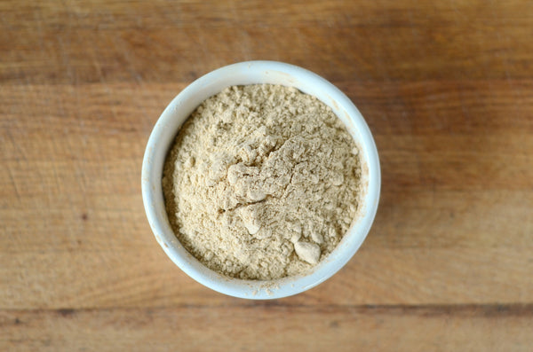 Organic Yellow Maca Root Powder: Gluten Free, Non-GMO