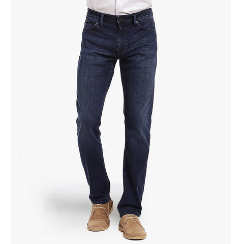 Charisma Relaxed Straight Jean in Deep Ultra by 34 Heritage