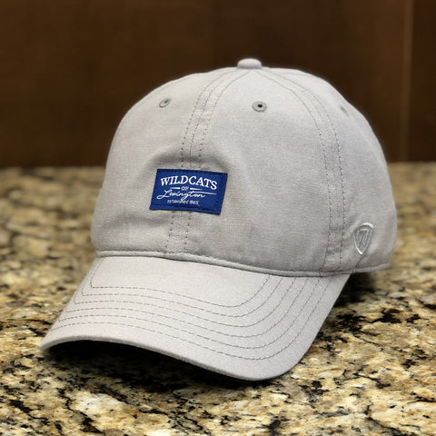 Kentucky Wildcats Ante Hat in Light Grey by Top of the World