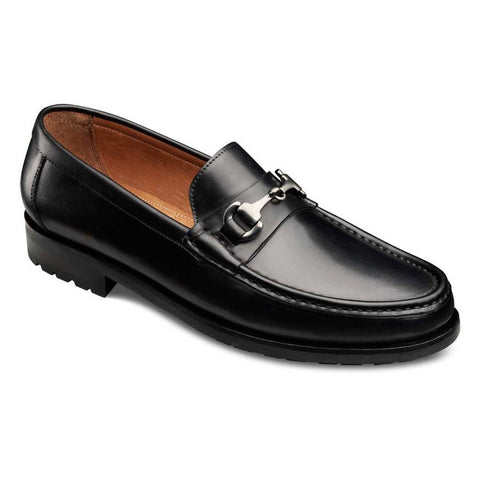 Arezzo Italian Loafers in Black by Allen Edmonds