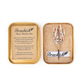 Cogdell Plum Thicket Lapel Pin by Brackish
