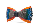 Mill Pond Feather Bow Tie by Brackish