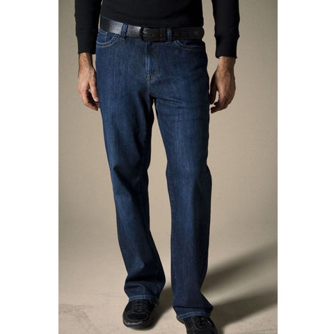Charisma Jean in Dark Comfort Wash by 34 Heritage