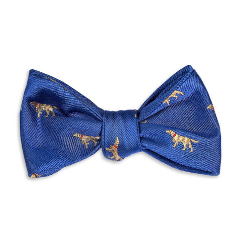 Good Boy Bow Tie in Royal by High Cotton