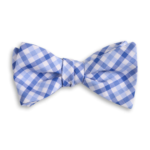 Blake Check Bow Tie by High Cotton
