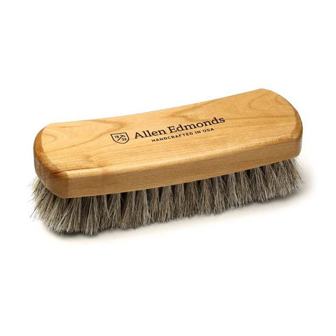 Horsehair Shine Brush by Allen Edmonds