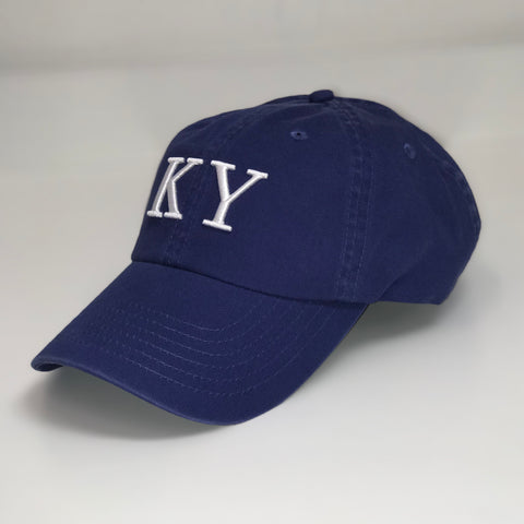 KY Hat in Blue by Logan's