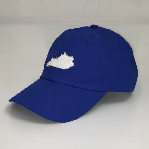 Kentucky State Sport Hat in Blue by Logan's