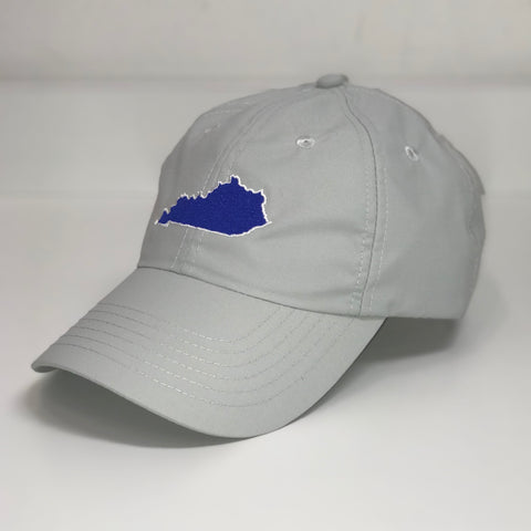 Kentucky State Sport Hat in Grey by Logan's