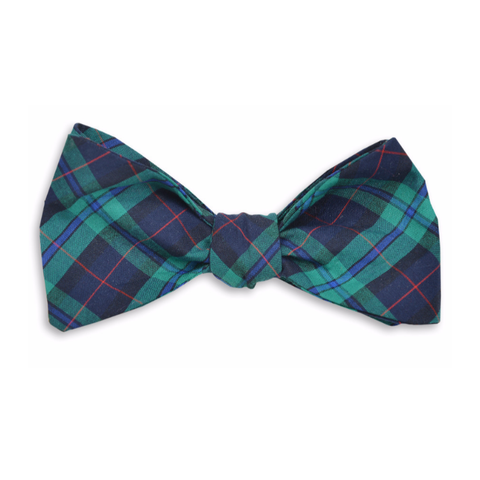MacLeod Tartan Bow Tie by High Cotton