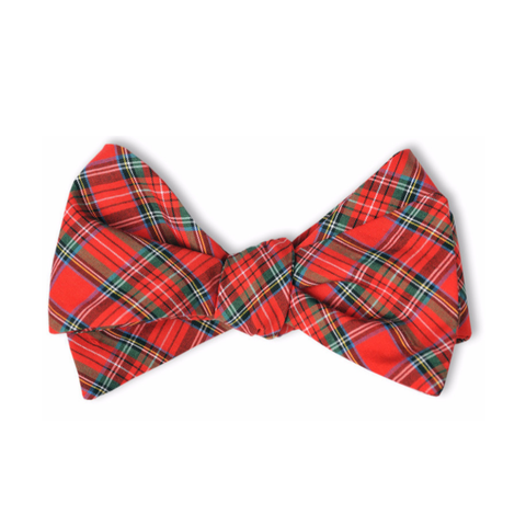 MacIntosh Tartan Bow Tie by High Cotton