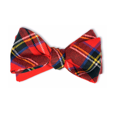 Royal Stewart Bow Tie by High Cotton