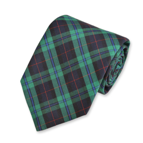 MacLeod Necktie by High Cotton