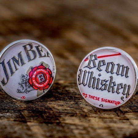 Jim Beam 1970 Cufflinks by The Best of Kentucky