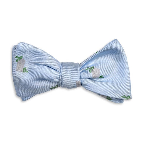 Julep Cup Bow Tie in Blue by High Cotton