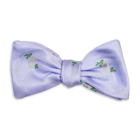 Julep Cup Bow Tie in Lavender by High Cotton