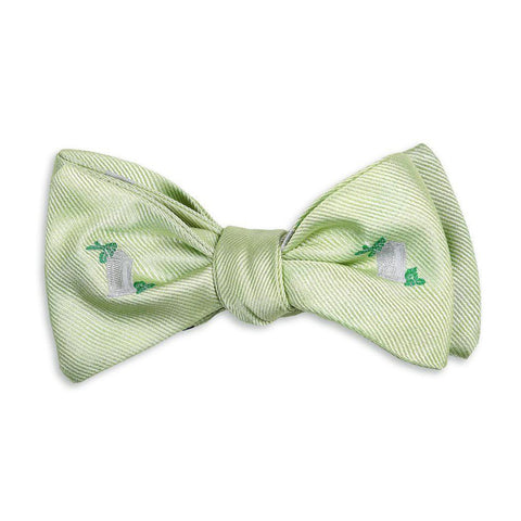 Julep Cup Bow Tie in Mint by High Cotton