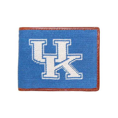 University of Kentucky Needlepoint Wallet by Smathers & Branson