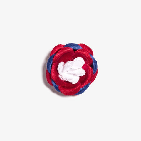 Zoo Small Lapel Flower by Hook & Albert