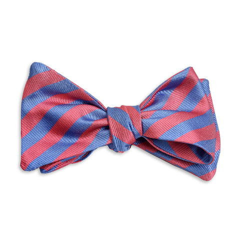 Low Country Boil Bow Tie in Shrimp by High Cotton