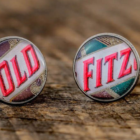 Old Fitz 1960 Cufflinks by The Best of Kentucky