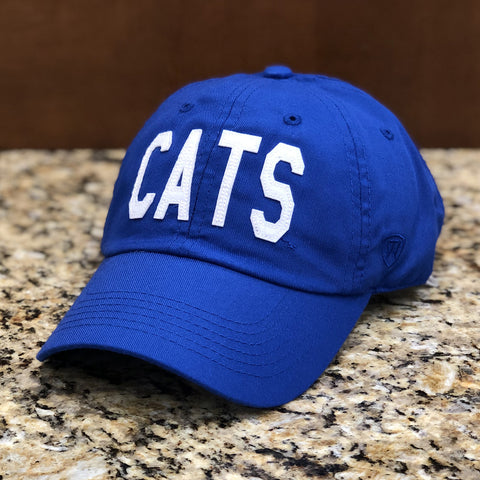 Kentucky Wildcats CATS Hat in Blue by Top of the World