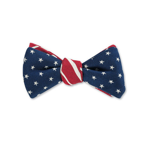 Stars & Stripes Bow Tie by R. Hanauer