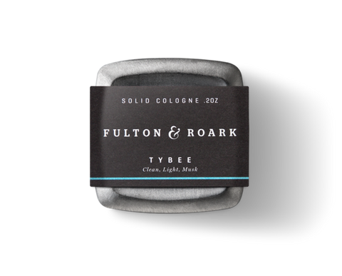 Tybee Solid Cologne by Fulton & Roark