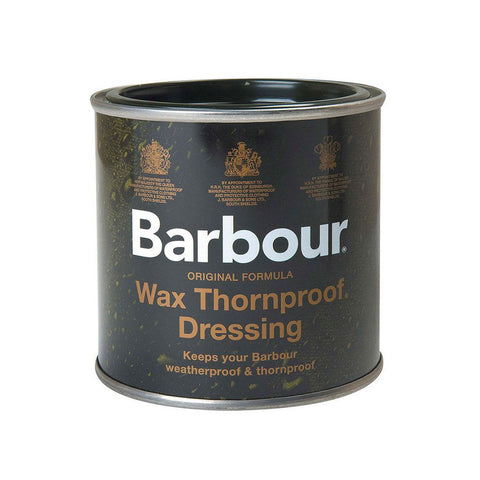 Thornproof Wax Dressing by Barbour