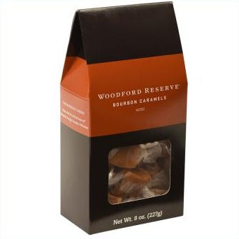 Woodford Reserve Bourbon Caramels in 8 oz. Box from Woodford Reserve