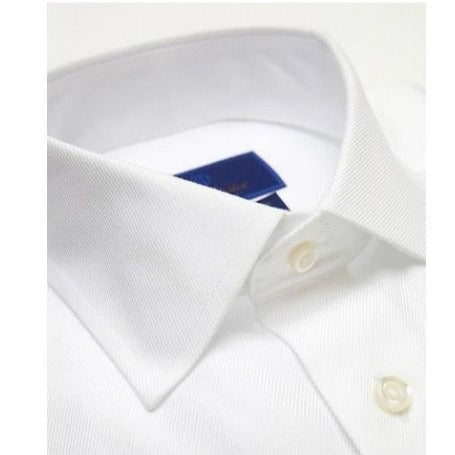 Non-Iron Dress Shirt in 2 Colors by David Donahue