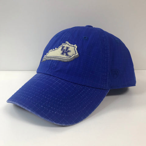 UK State Sport Hat in Blue by Top of the World