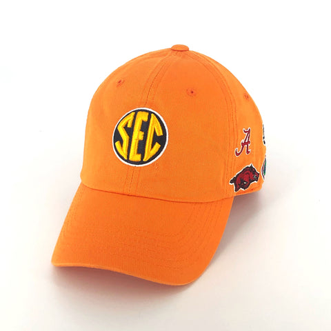 SEC Hat in Orange by Top of the World