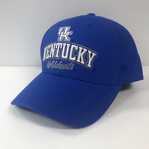 Kentucky Wildcats Hat in Blue by Top of the World