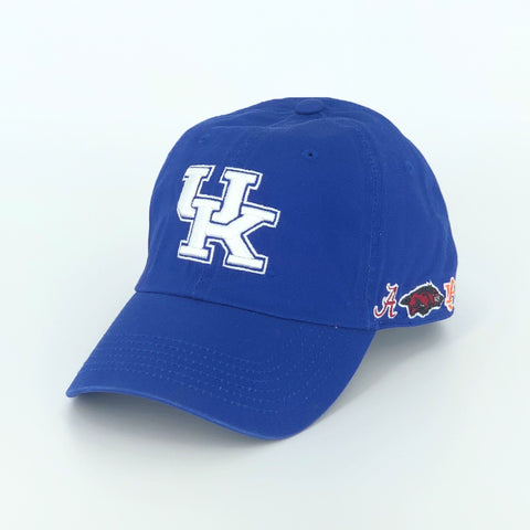 University of Kentucky SEC Hat in Blue by Top of the World