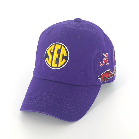 SEC Hat in Purple by Top of the World