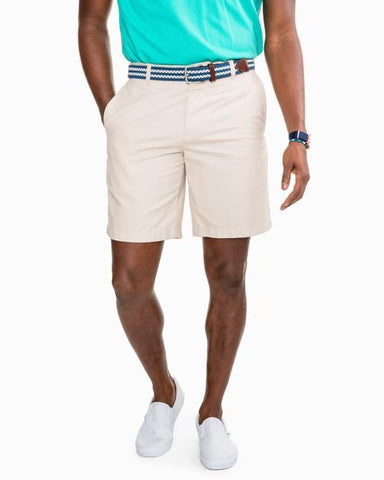 Skipjack 9 Inch Short in Stone by Southern Tide