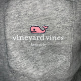 I Whale Kentucky Long Sleeve Tee in Grey by Vineyard Vines