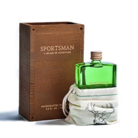"Sportsman, ""a Splash of Adventure"" Cologne by East West Bottlers"