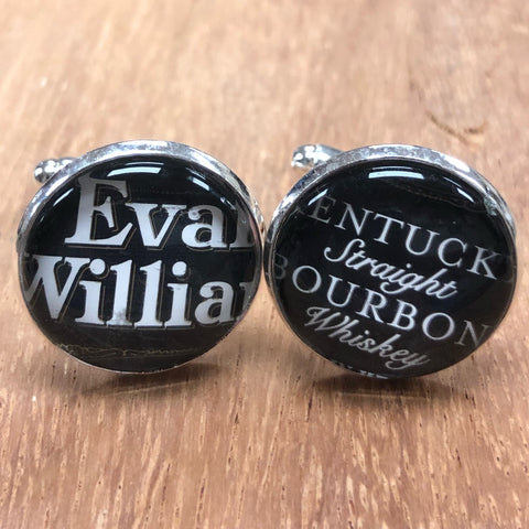 Evan Williams Cufflinks by The Best of Kentucky