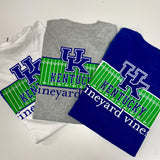 UK Football Long Sleeve Tee in 3 Colors by Vineyard Vines