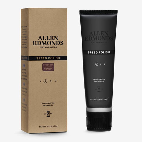 Speed Polish in 8 Colors by Allen Edmonds