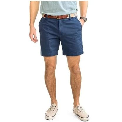 Channel Marker 7 Inch Short in 6 Colors by Southern Tide