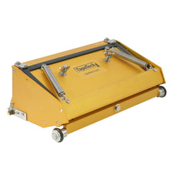 "TapeTech EZ10TT 10"" EasyClean® Finishing Box with EasyRoll® Wheels"